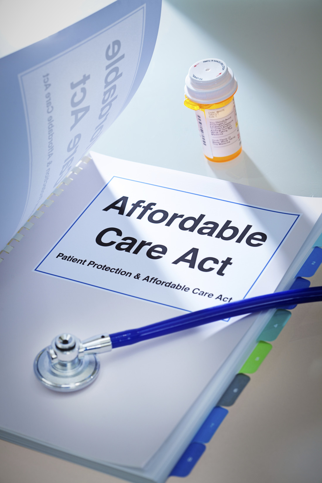 Legislation introduced to repeal portions of the Affordable Care Act