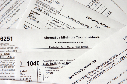 "Alternative Minimum Tax Permanently ""Patched"""