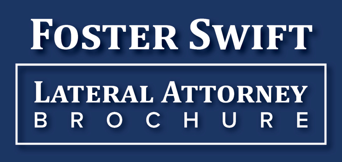 Lateral Attorney Brochure