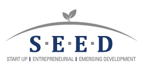 Start up Entrepreneurial Emerging Development Logo
