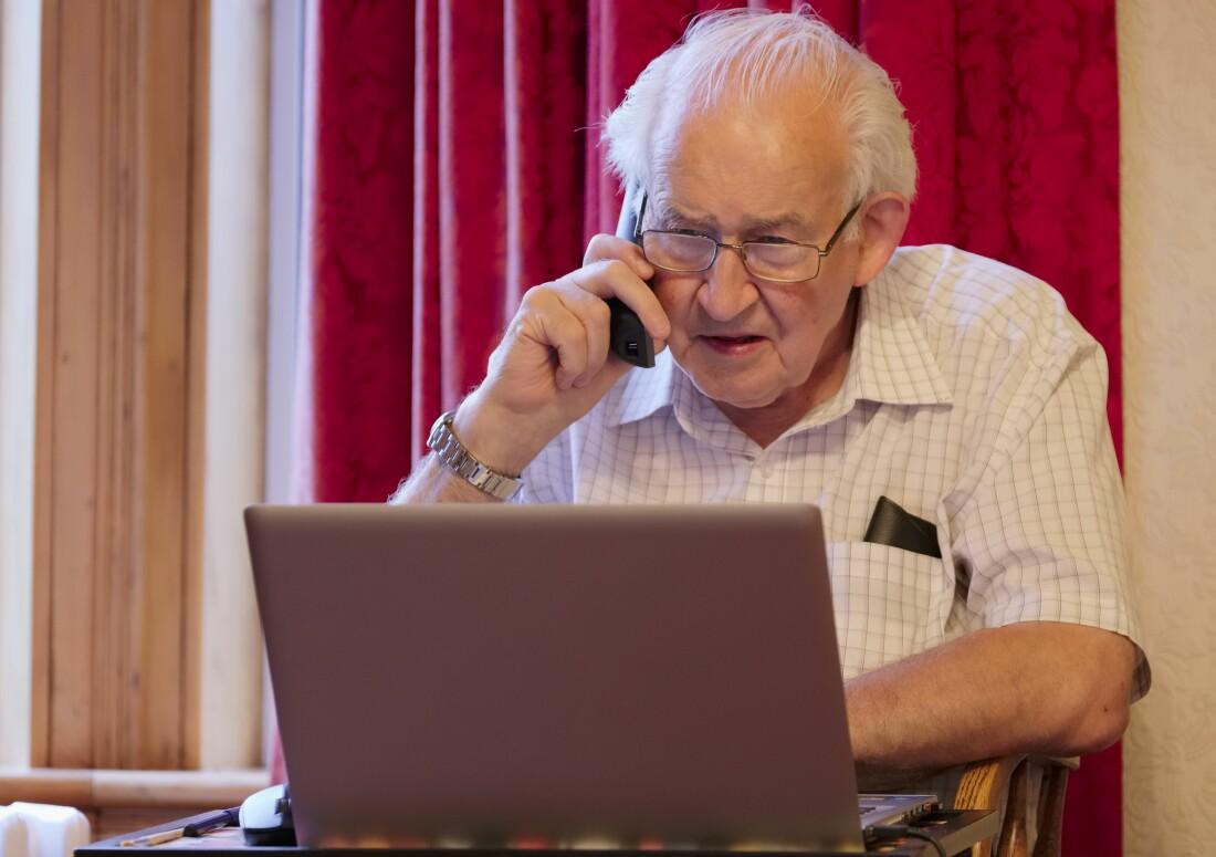 Elder Scams