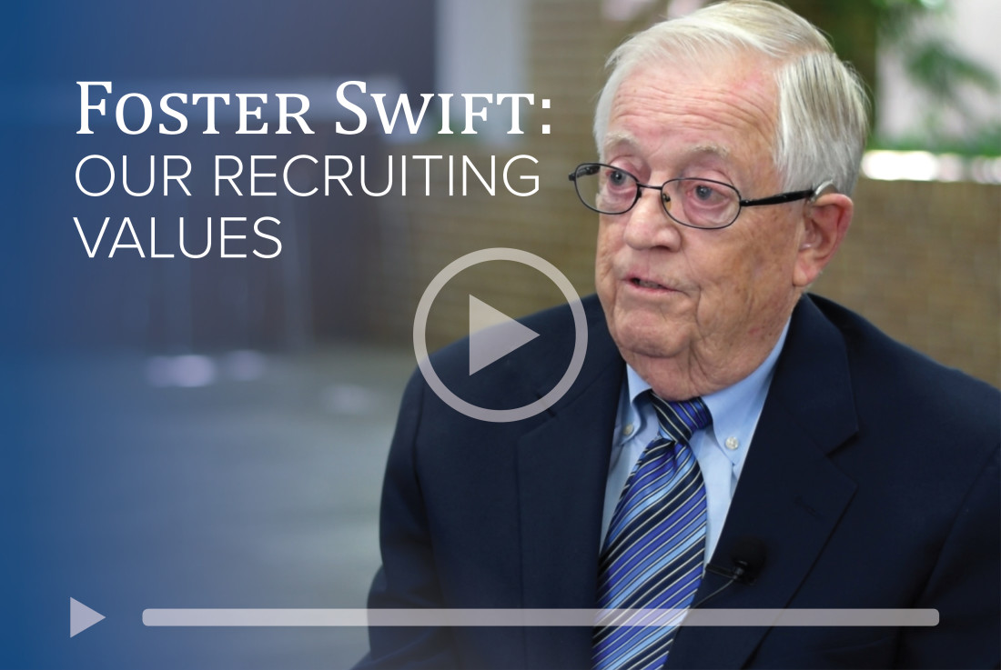 Foster Swif Careers Webb Smith Our Recruiting Values
