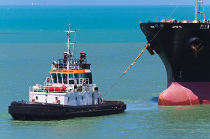 Picture of tugboat