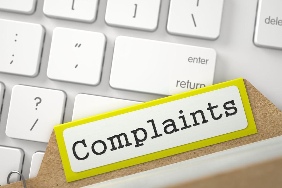 Work Complaint