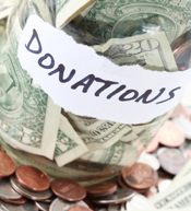 claiming a charitable deduction
