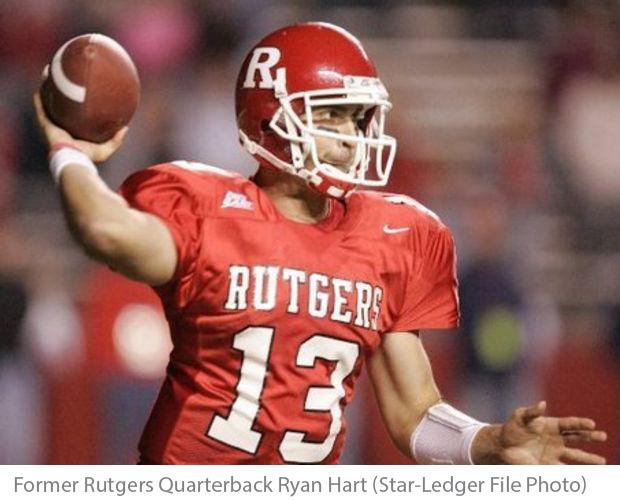 rutgers quarterback